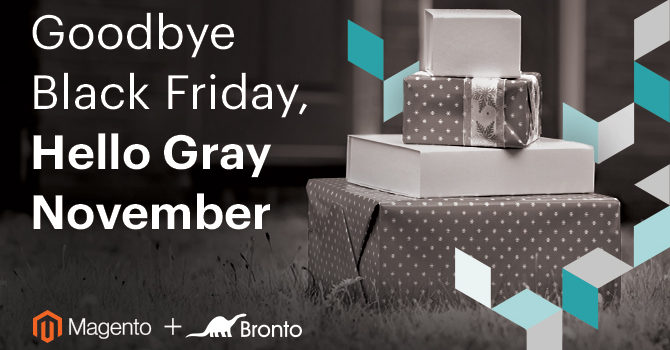 Goodbye Black Friday, Hello Gray November: Key Insights For The Holidays