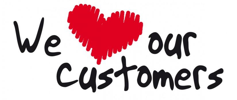 We love Sage 100, Sage 500 Customers!  Who do you love?
