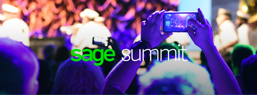 Sage Summit San Diego 2019 – Booth #30