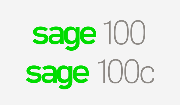 What is Sage 100c?
